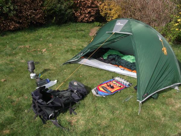 & Tent